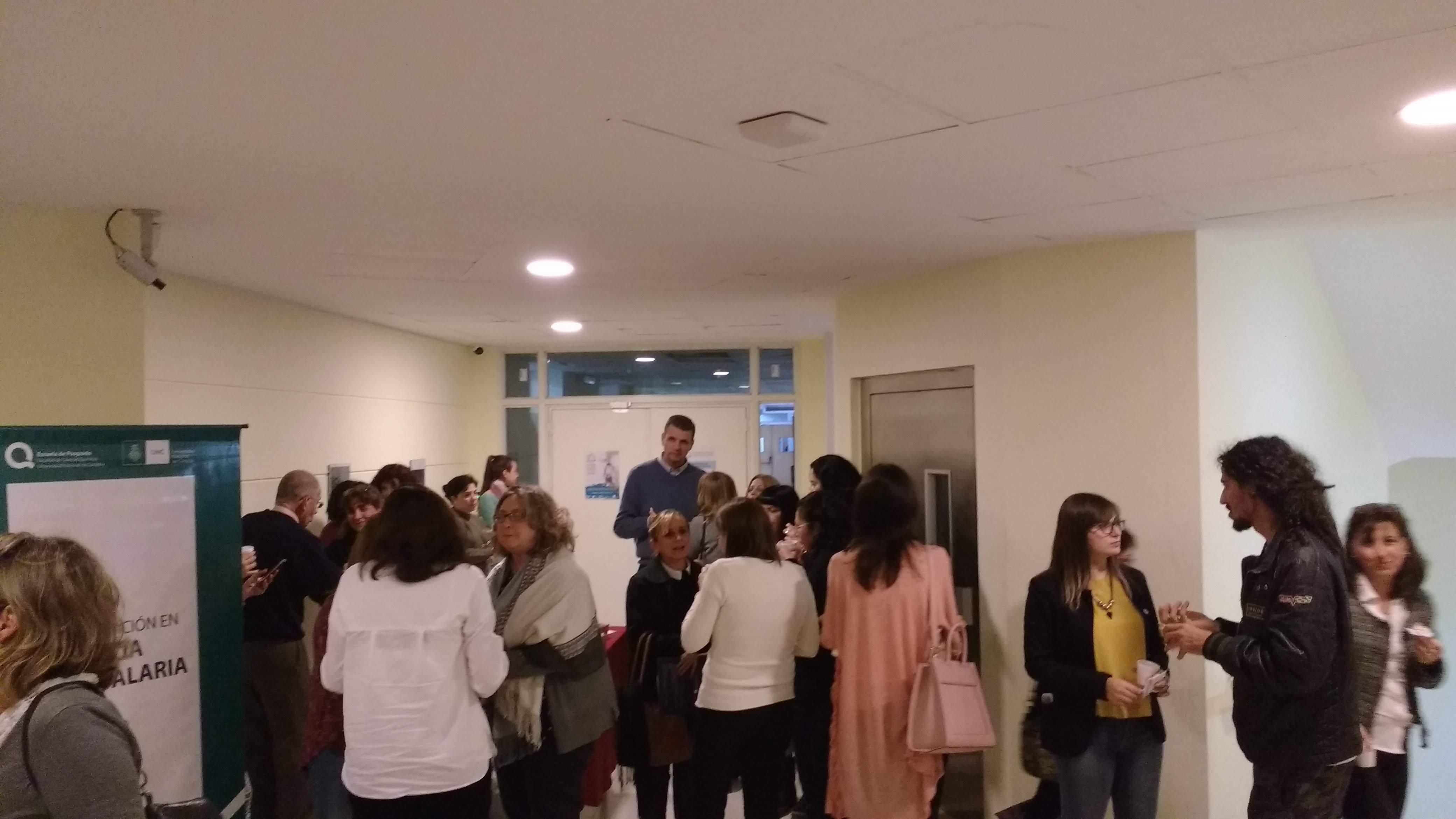 Más de 50 personas formaron parte de las Jornadas.